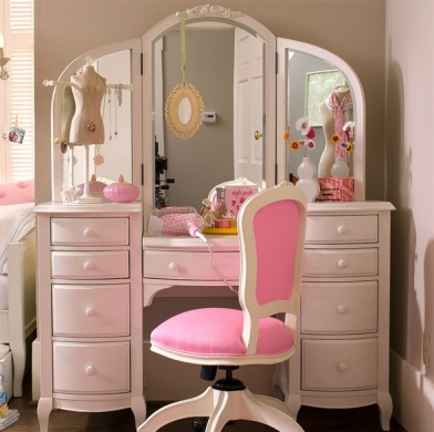 awn-cute-cute-room-rosa-pink-rose-dressing-table-fashion-Favim.com-413153