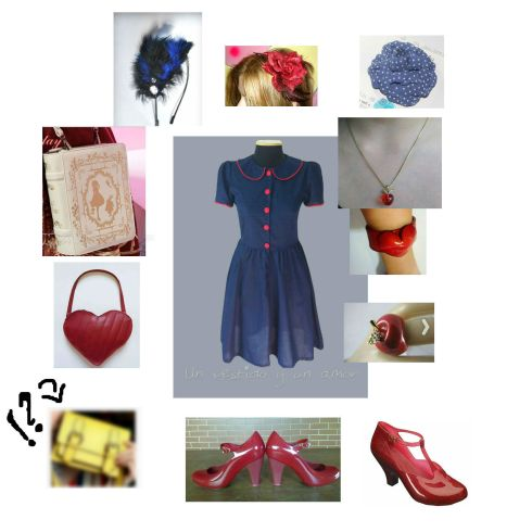 Oppa Snow White Style!